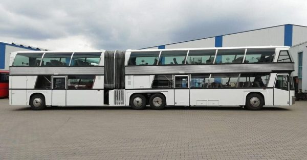 Оригинальность зашкаливает: самые необычные автобусы мира ...