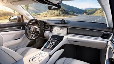 Porsche Panamera 2017: вот и всё
