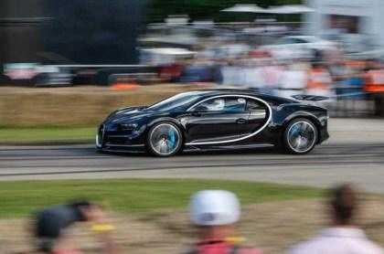 Bugatti Chiron нацелился на новый мировой рекорд скорости