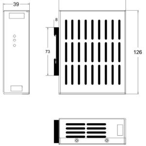 габариты 75W.12-24V.DIN