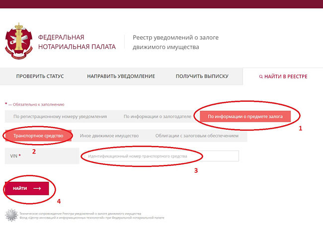 Реестр залог автомобилей автосалон вест москва