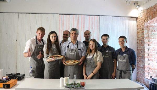 В Ростовском филиале «Ростелеком» состоялся «Завтрак с ТОПами»