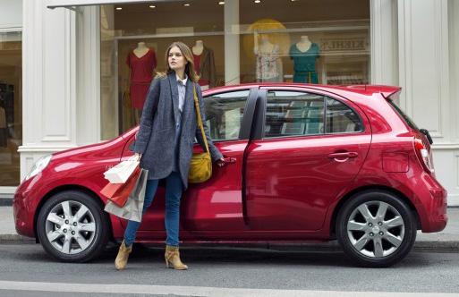 Маленькие недорогие машины для женщин