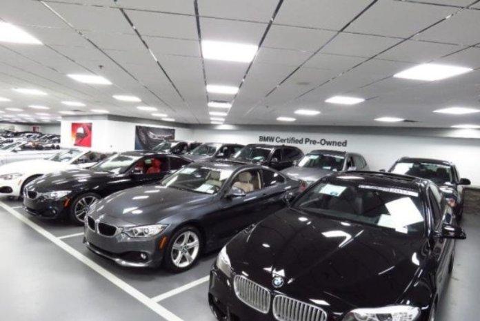 Российский ценник на модели BMW повышен
