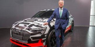 Арестованного главу Audi окончательно уволили