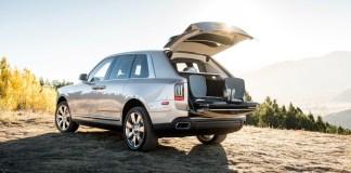 Вcедорожник Rolls-Royce Cullinan станет гибридом