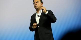 Карлоса Гона отстранили от управления Mitsubishi