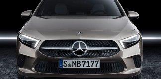 Следующий Mercedes-Benz CLA получит 400-сильный мотор