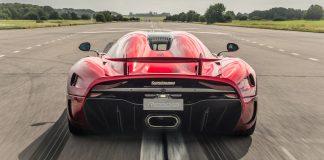 Koenigsegg установит новый рекорд скорости — свыше 447 км/ч