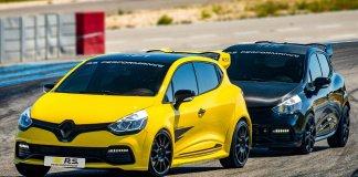 Renault Sport сделало «горячий» хэтчбек Clio RS еще горячее