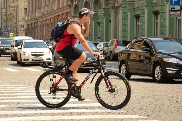 Какие ПДД должен знать велосипедист во время движения