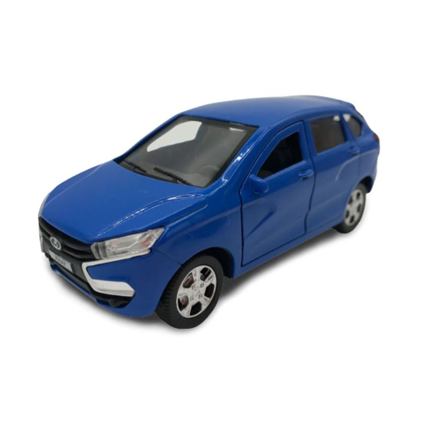 Lada Xray станет ярко-синим