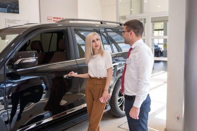ТОП-10 самых «женских» автомобилей в Москве