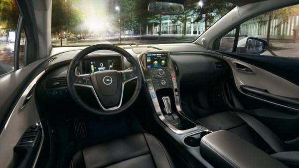 Opel Ampera / Опель Ампера - огляд, фото, відео тест-драйв ...