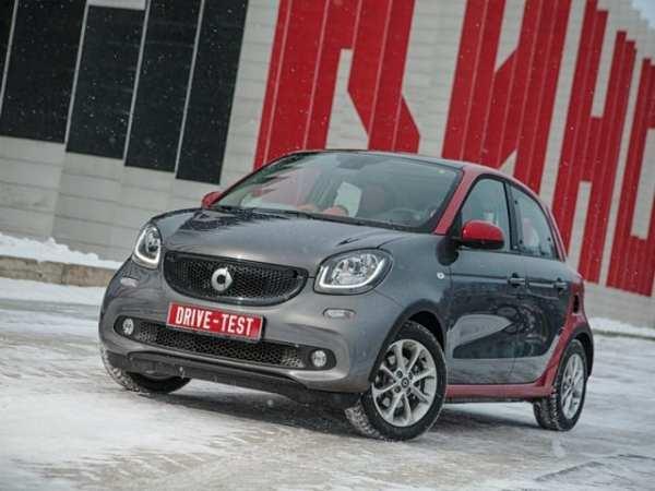 Smart forfour 2014 - цена, характеристики, фото   AvtoTachki