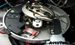 Электронная система зажигания в автомобиле