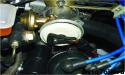 Контактная система зажигания в автомобиле