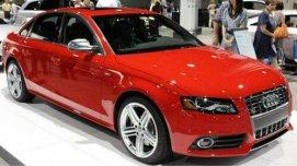 Автомобиль Audi S4 Quattro