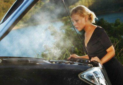 Перегрев двигателя - причины и способы устранения
