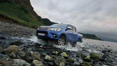 Photo of Пикап Toyota Hilux восьмого поколения