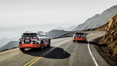 Photo of Электрокроссовер Audi e-tron получит более 400 лошадиных сил
