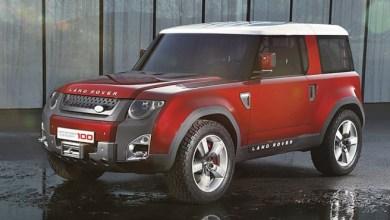 Фото внедорожника Land Rover Defender.