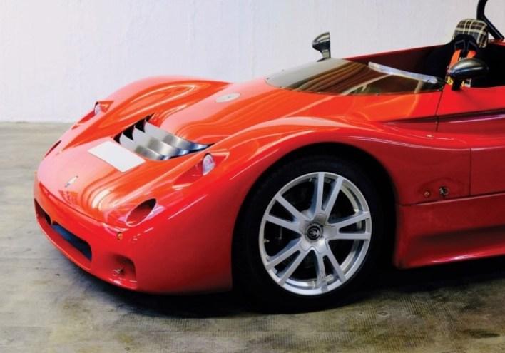 Спорткар Maserati Barchetta продается.