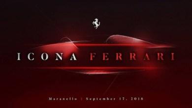 Yовый суперкар Ferrari-