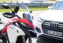 Photo of В США представили систему взаимодействия автомобилей и мотоциклов