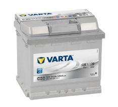 VARTA 54Ah 530A SILVER Dynamic C30