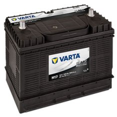 VARTA 105Ah Promotive Black