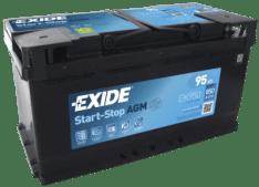 EXIDE AGM 12V95Ah 850A