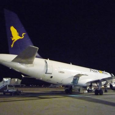 Air One A320-214 3138