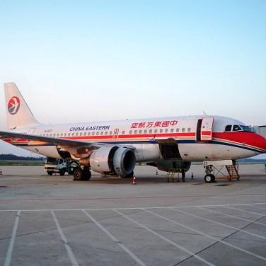 China Eastern A319 1778
