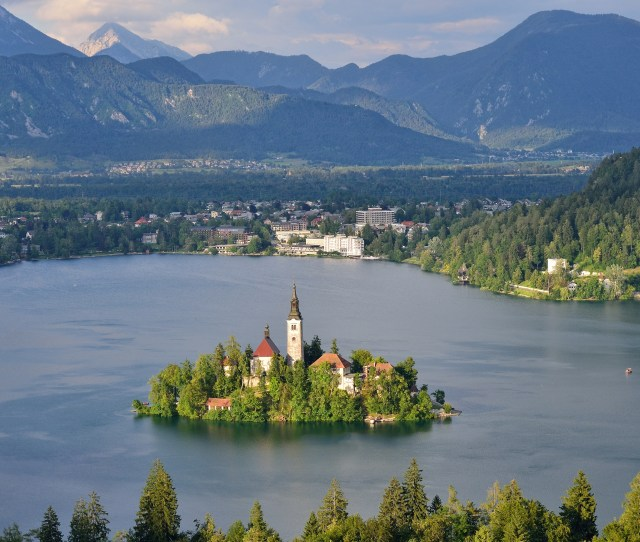 Lake Bled The One Of 12 Beautiful Lakes In The World