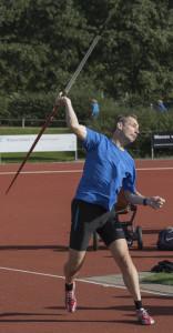 JanWillem Nieboer bij de clubkampioenschappen 2015