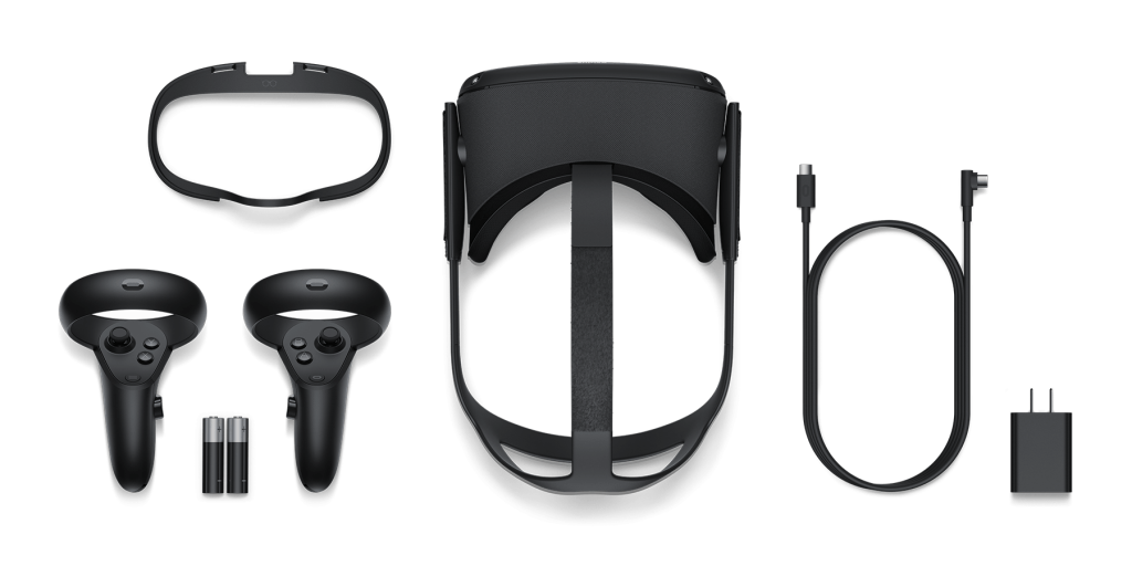 All-in-one Oculus Quest Virtual Reality System