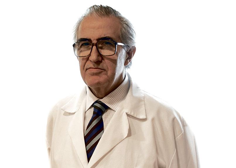 """Dr. Máximo Abellanas: """"En esta especialidad es muy importante orientar e informar al paciente de forma adecuada"""""""