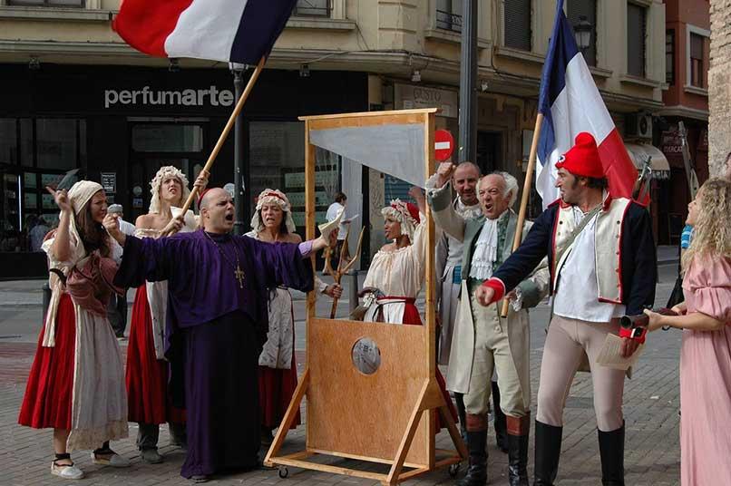 'Revolución!' y los monólogos del Siglo de Oro abren el Festival de Teatro Clásico