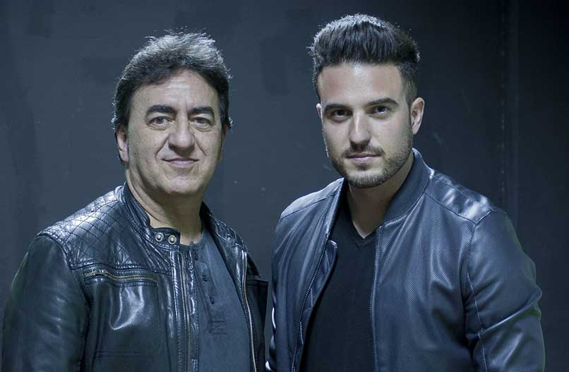 Juan Carlos García y Miguel Torres rinden tributo a 'El último de la fila' en la Sala Barroco de Cáceres