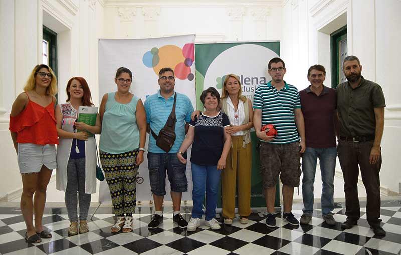 Jóvenes con diversidad funcional piden a Nevado medidas para tener una 'ciudad más inclusiva'