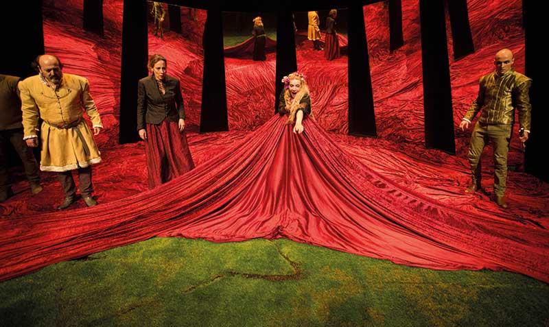 El Festival de Alcántara levanta el telón con el clásico 'Hamlet'