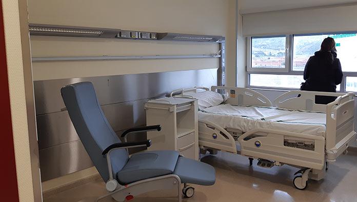 Los hospitales de Extremadura no tienen personas ingresadas por COVID-19
