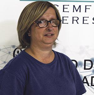 Sonia Silva, responsable accesibilidad COCMEFE