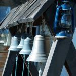 Монастырские колокола. Фото мое © 2009