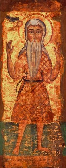 Преподобный отшельник Павел Фивейский