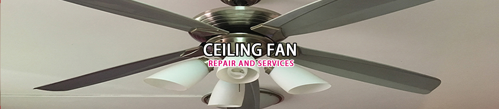 AVV Electrical - Ceiling fan repair and service