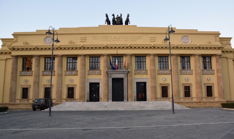 Udienza a Messina 2020, 28 ottobre