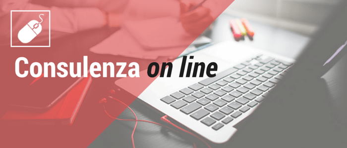 consulenza legale on line