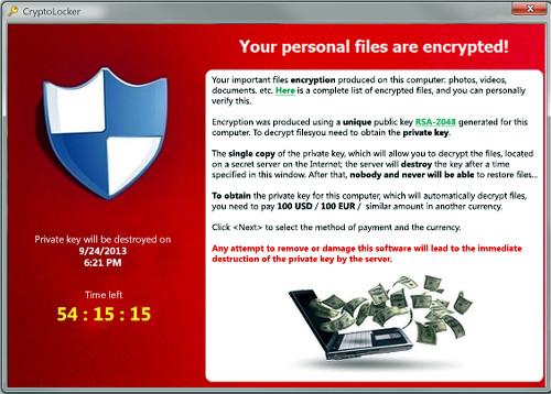 ransomware-cryptolocker